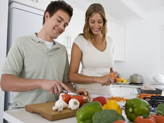 Healthy Cooking Tips for Couples