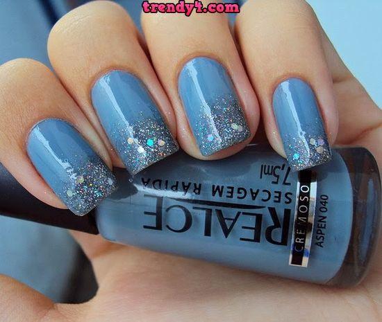 Creative Nails Tutorials 2014 trendy Nails 2014