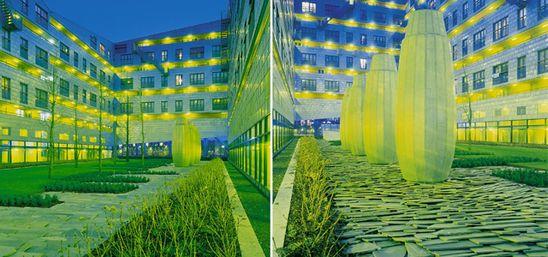 West 8 Urban Design & Landscape Architecture / projects / Sphinx Garden