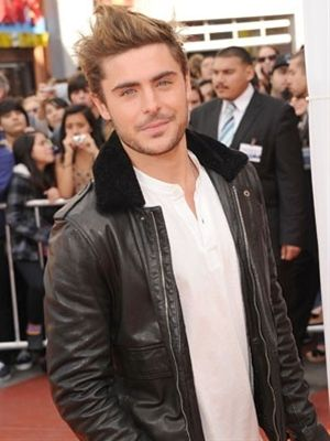 Hottest Guys 2012 - Hot Celebrity Guys - Cosmopolitan, Zac Efron - Click image to find more celebrities Pinterest pins