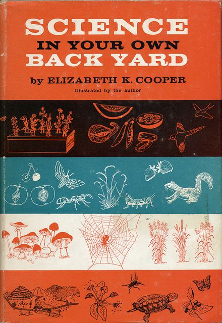 Science in your own backyard book cover.