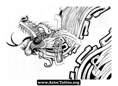 Tattoo Patterns Of Aztec 03 - aztectattoo.org/...