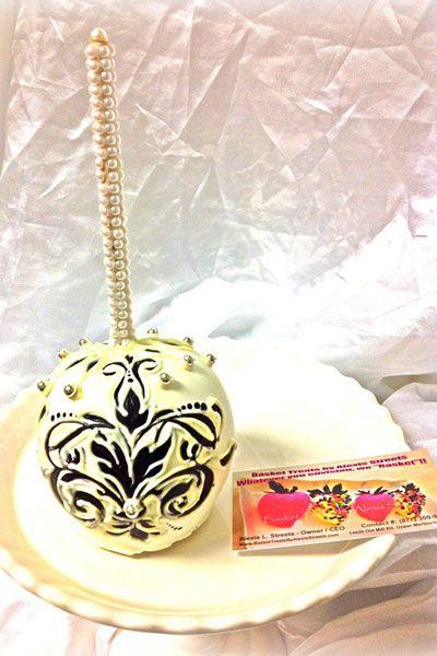 wedding candy apple
