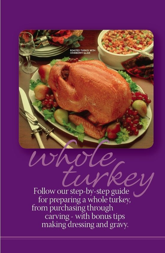 how to cook turkey