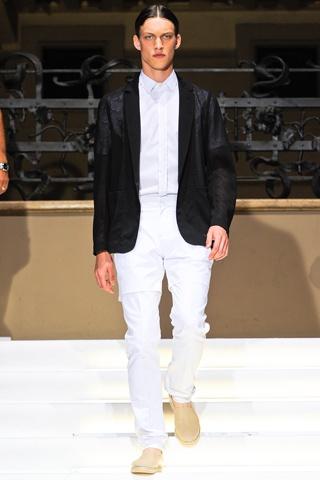 Les Hommes Spring 2013 Menswear