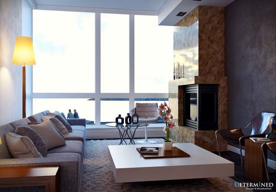 23 Impressive Living Room Designs