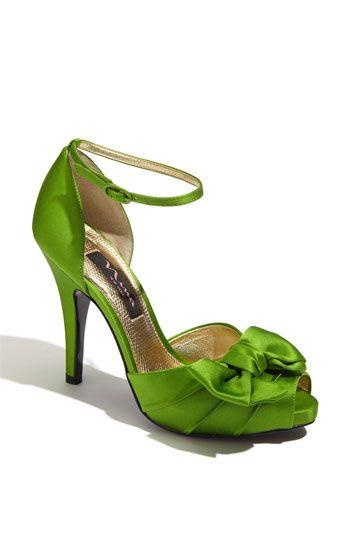 ? High-heeled Shoes