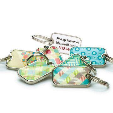 Beautiful pet tags: Custom ID Tag And Membership