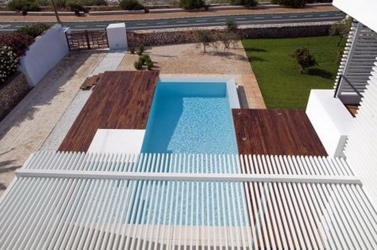 Home design : Modern Luxury Summer Home Designs