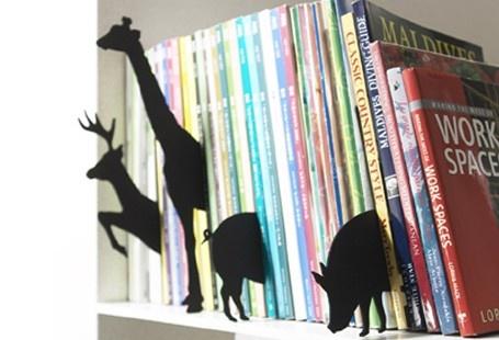 animal book dividers