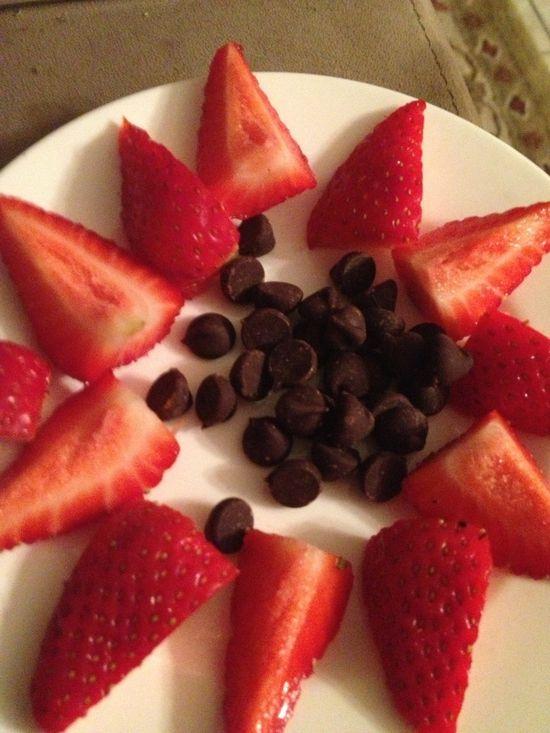 ? healthy dessert