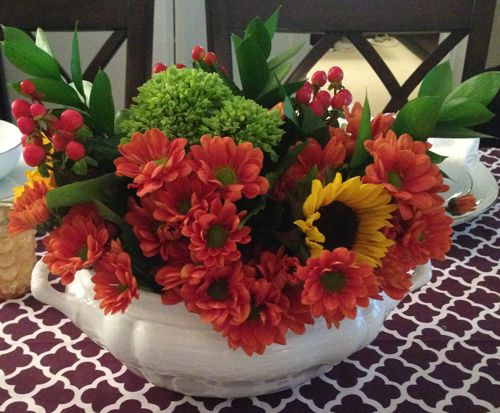 Flower Arranging - The Perpetual Hostess