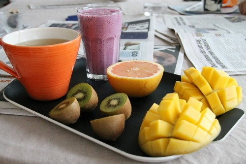Fruits & more fruits.