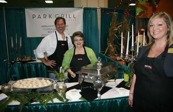 Check out the great food at Taste of Autumn. Park Grill will be there again this year!