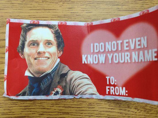 Oh Marius.