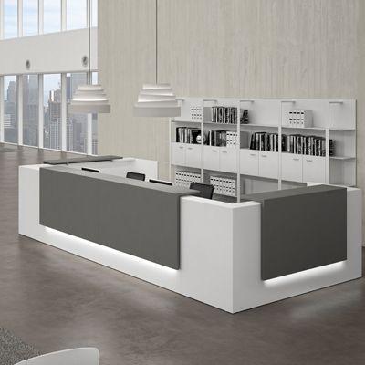 Reception Desks - Contemporary and Modern #Desk Layout