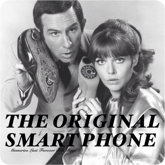The original smart phone!