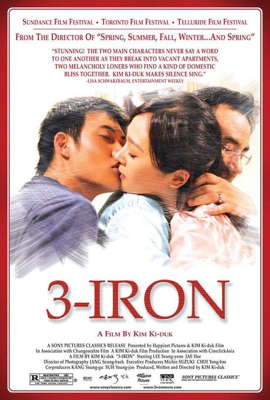 Korean Film: 3-IRON