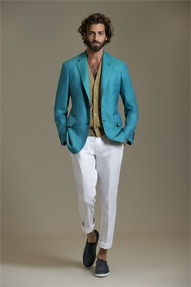 Brioni - Men Fashion Spring Summer 2013 - Shows - Vogue.it