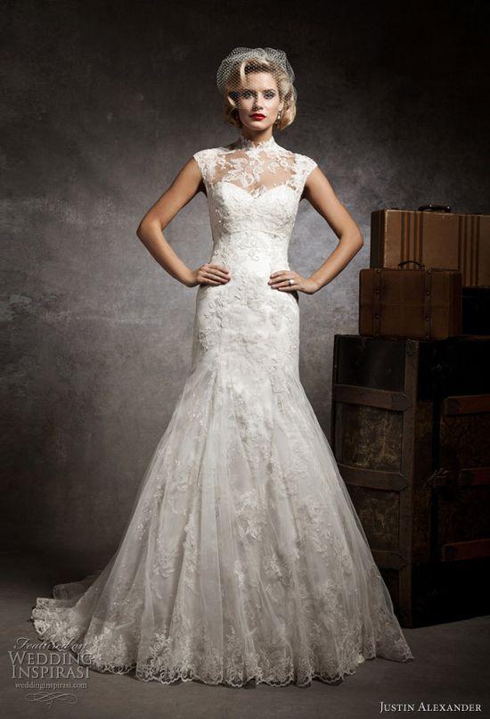 justin alexander 2013 wedding dresses