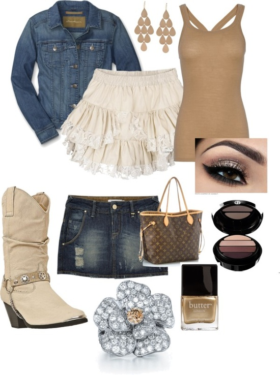 """""""country outfit"""""""