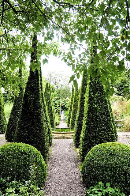 Wollerton Old #garden interior #garden decorating #garden decorating before and after