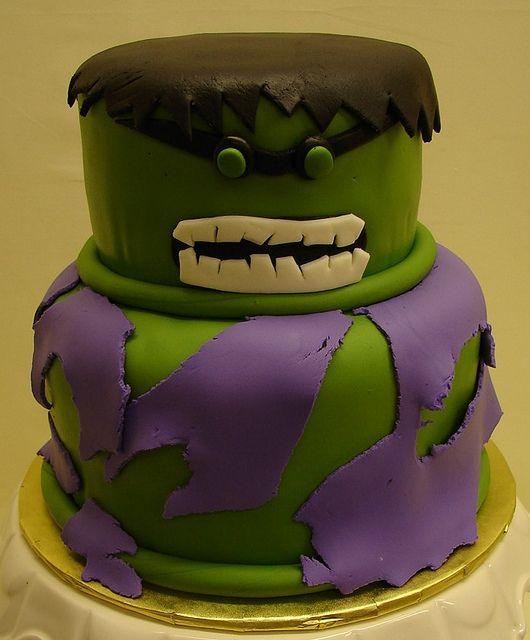 Incredible Hulk Birt