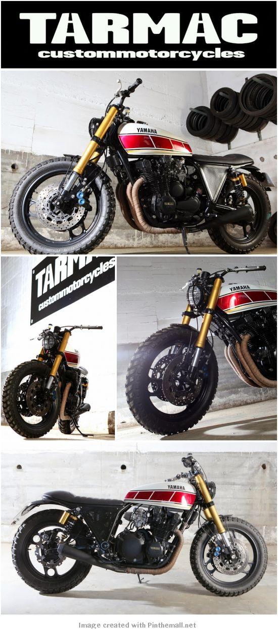 Yamaha XJ900 By Tarmac Custom Motorcycles - created via pinthemall.net