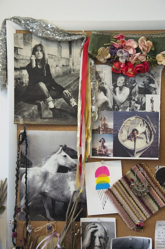 Workspace: Joanna Williams // Sacramento Street