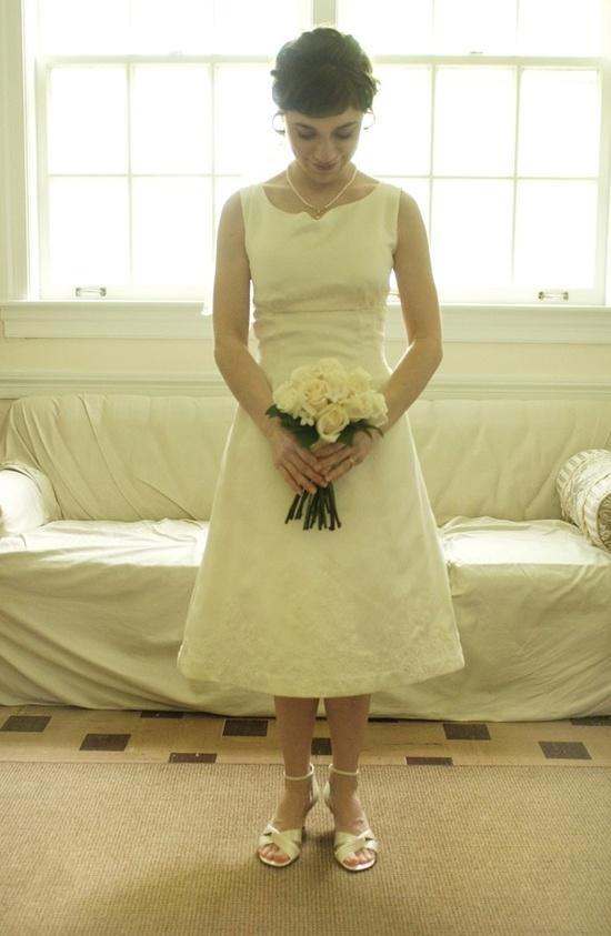 Sabrina  Audrey Hepburn  Inspired Wedding Gown  by oneLittleM, $1950.00