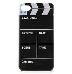 LIGHTS, CAMERA, ACTION!!! Cool Hollywood phone case! #black #hollywood #phonecase #phonecases #film #movie #actors #famous #cases #telefoonhoesjes #scene