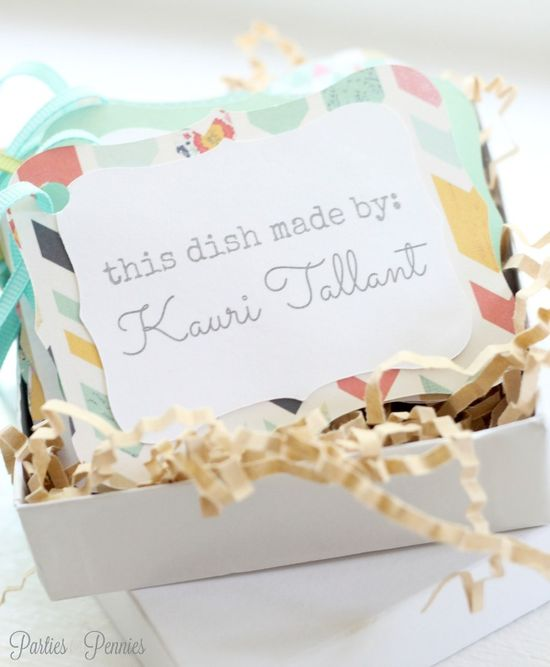 Top 10 Adorable DIY Gift Tags