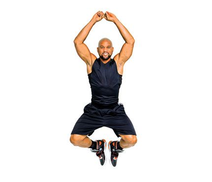 20 minute insanity workout, Shaun T is great