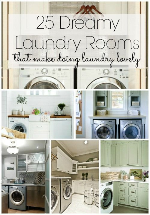 Bed Room Photos: 25 Amazing Laundry Rooms! on Amazing Laundry Rooms  id=77488
