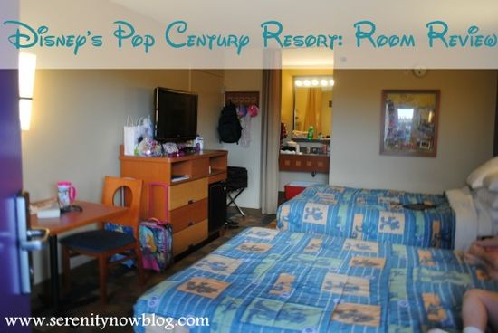 Disney's Pop Century Resort (Our Experience and Disney Travel Tips) via Serenity Now blog #disney #travel