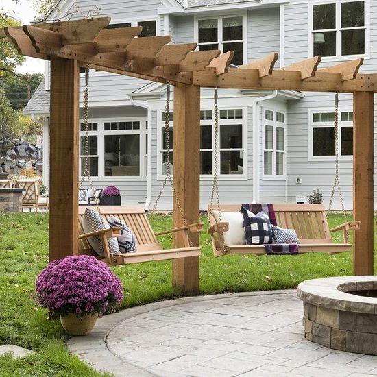 Backyard Living  Board