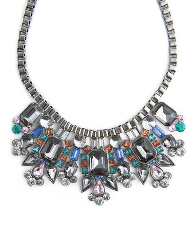 The Kaleidoscope Necklace by JewelMint.com, $36.00