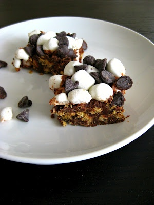 Eva Bakes - There's always room for dessert!: S'mores bars