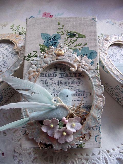 bird waltz box