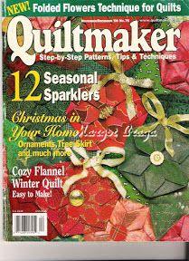 Quiltmaker 76 - Yola