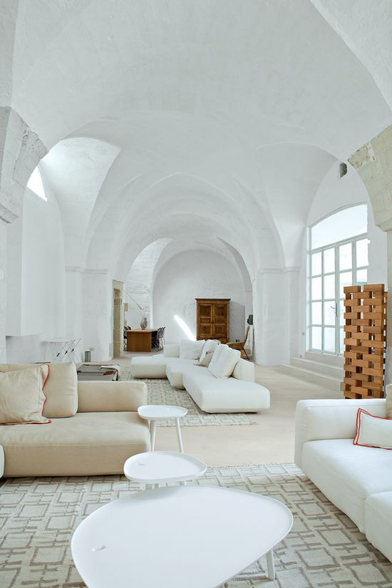 Ludovica+Roberto Palomba's Renovated Italian Vacation Home