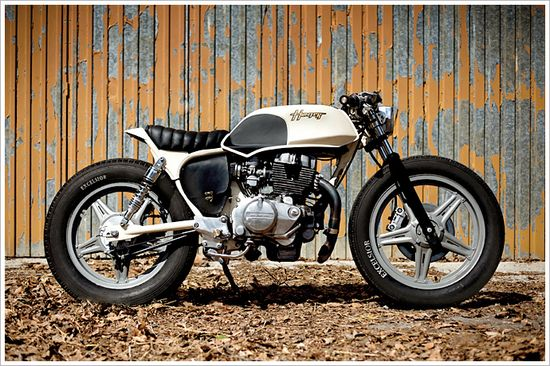 '80 Honda CB250 - Old Empire Motorcycles - Pipeburn - Purveyors of Classic Motorcycles, Cafe Racers & Custom motorbikes
