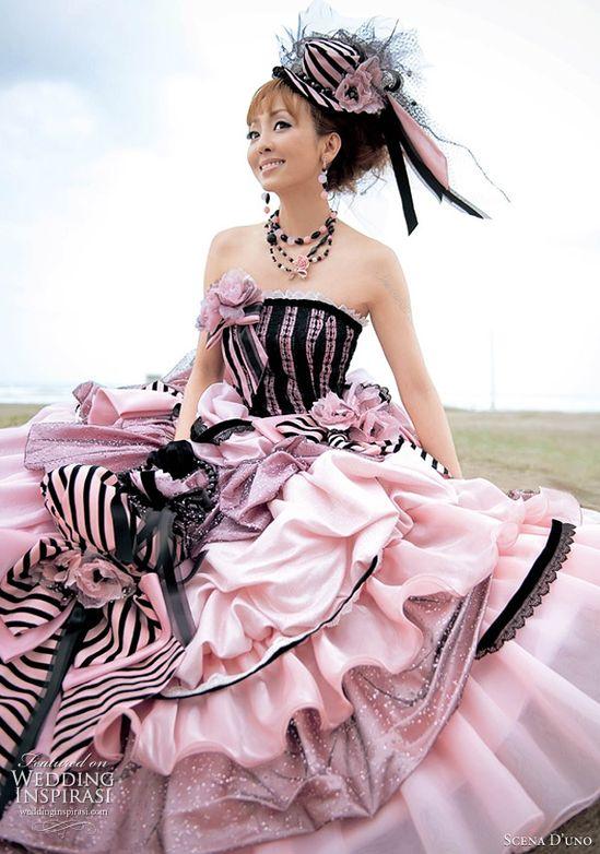 Scena D'Uno Western Wedding Dresses