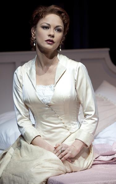 Catherine Zeta-Jones for A Little Night Music 2010