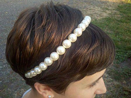 DIY Jewelry Headband