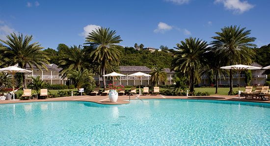 Inn at English Harbour. A secluded Caribbean oasis in coastal Antigua.