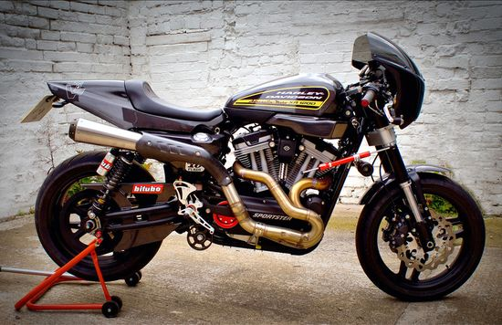 HarleyXR1200 - Pipeburn - Purveyors of Classic Motorcycles, Cafe Racers & Custom motorbikes