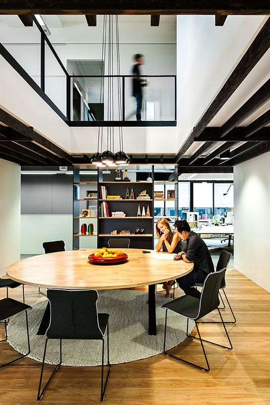Clemenger BBDO's New Sydney Offices - HASSELL