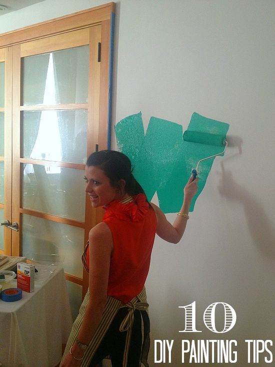 10 diy painting tips from pantone and valspar paint
