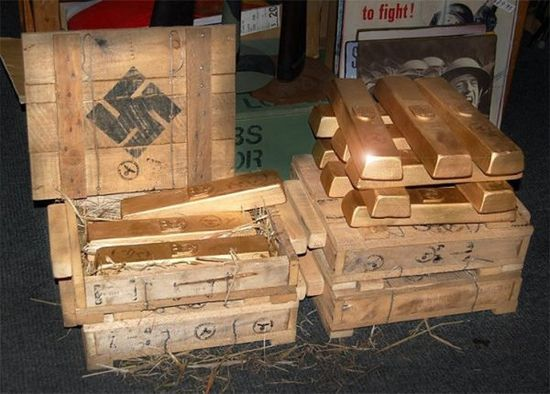 Jon Clarke goes on the trail of the millions of dollars of Nazi gold – stolen from the Jews – that ended up in Madrid and eventually, it is alleged, in British hands.